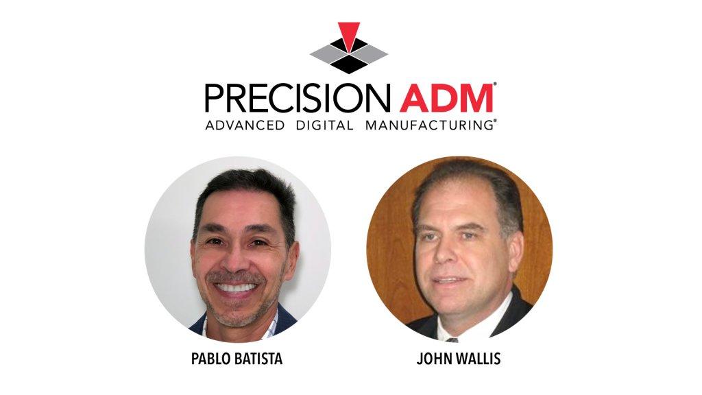 La compagnie désigne M. Pablo Batista en tant que vice-président de l'ingénierie et de l'exploitation et M. John Wallis en tant que vice-président des ressources humaines